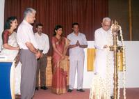 Sri. EK Nayanar, Chief Minister of Kerala, inaugurating the Comprehensive Care Center for Movement Disorders.